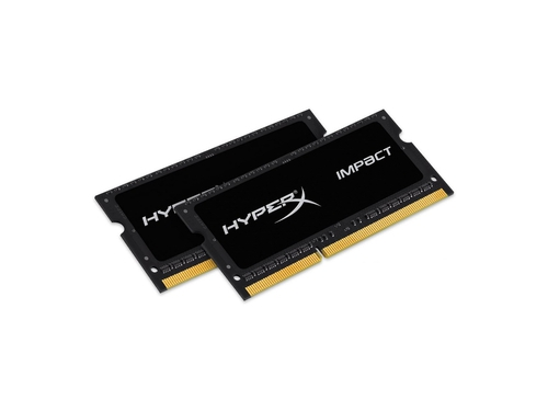 KINGSTON HyperX SODIMM DDR4 2x8GB 3200MHz HX432S20IB2K2/16