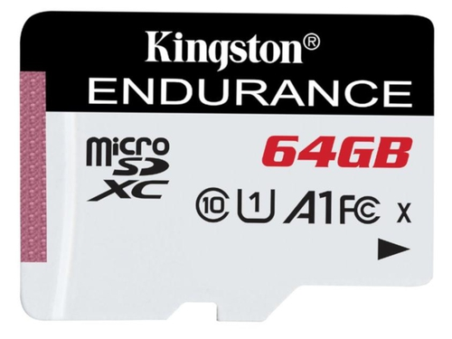 KINGSTON microSDXC ENDURANCE C10 A1 SDCE/64GB