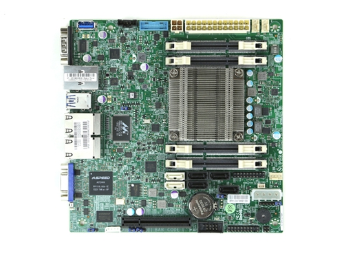 Płyta serwerowa Supermicro MBD-A1SRI-2758F-O DDR3 SO-DIMM BGA 1283 Mini ITX