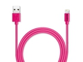ADATA Kabel Sync and Charge Lightning, USB, MFi (iPhone, iPad, iPod), Różowy - AMFIPL-100CM-CPK