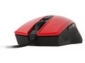Mysz MSI GM 40 CLUTCH GM 40 Glossy Red GAMING