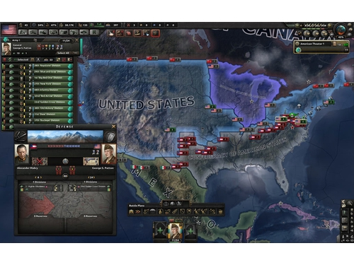 Hearts of Iron IV: Man The Guns - K01363