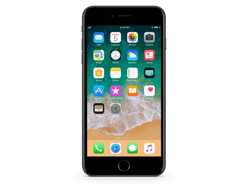 Smartfon Apple iPhone 7 128GB Black RM-IP7-128/BK Bluetooth WiFi NFC GPS 128GB iOS 10 kolor czarny Remade/Odnowiony