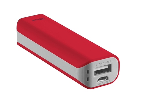 Power Bank Trust Primo 21223 2200mAh microUSB USB 2.0