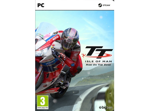 TT Isle of Man - K01130