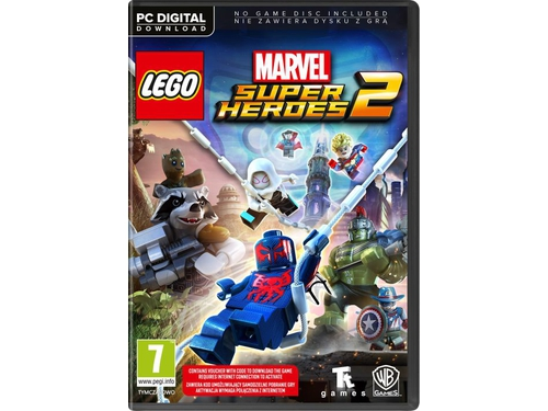 Gra PC Warner Bros Interactive wersja cyfrowa LEGO Marvel Super Heroes 2 - M357804