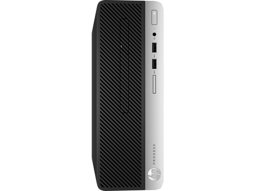 Komputer stacjonarny HP 400SFF G5 4CZ82EA Core i3-8100 Intel UHD 630 4GB DDR4 SDRAM HDD 500GB Win10Pro