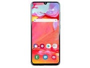 Smartfon Samsung Galaxy A70 128GB Black Bluetooth WiFi NFC GPS Galileo 128GB Android 9.0 kolor czarny