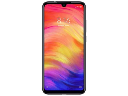 Smartfon XIAOMI Redmi Note 7 128GB Bluetooth WiFi GPS LTE DualSIM 128GB Android 9.0 kolor czarny