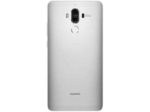 Smartfon Huawei Mate 9 MATE 9 DS SILVER LTE Bluetooth GPS NFC WiFi DualSIM 64GB Android 7.0 srebrny