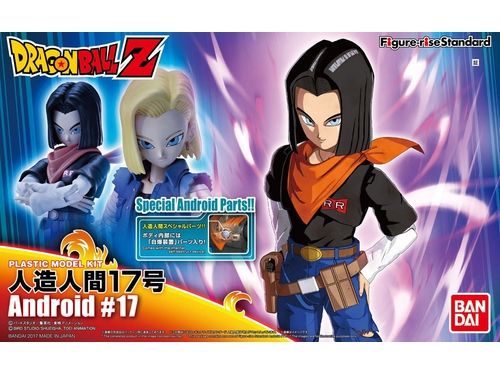 Figurka FIGURE RISE DBZ ANDROID C17