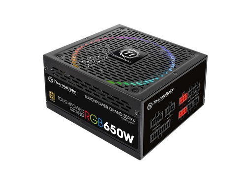 Zasilacz Thermaltake Toughpower Grand RGB 650W - PS-TPG-0650FPCGEU-R