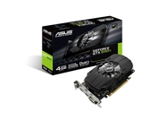 Karta graficzna ASUS GeForce® GTX 1050TI 4098MB DDR5/128b OC - PH-GTX1050TI-4G