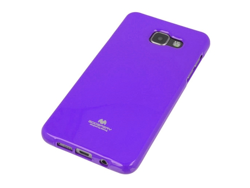 Etui Jelly Case do Samsung Galaxy A5 (2016) Purpurowy - JC-A510-PR