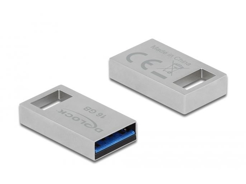 DELOCK PENDRIVE MICRO 16GB USB 3.0 54069