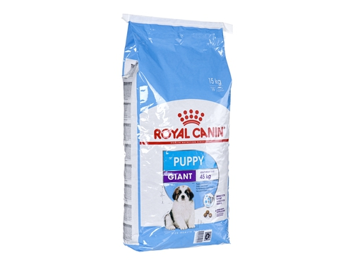 Karma Royal Canin Puppy Food Giant 15kg