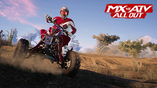 #MX vs ATV – All Out