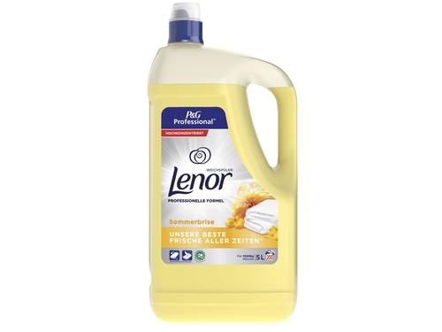 LENOR Płyn do płukania Summer 5L - 8001090336781