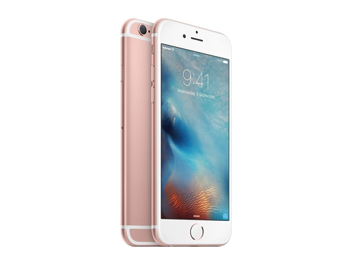 Smartfon Apple iPhone 6S MN122CN/A LTE Bluetooth GPS NFC WiFi 32GB iOS 10 kolor różowy