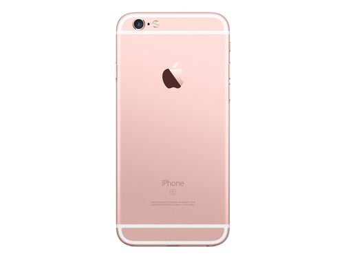 Smartfon Apple iPhone 6S MKQR2PM/A= WiFi LTE 64GB iOS 9 różowy