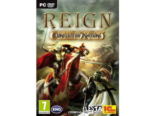 Gra PC Reign: Conflict of Nations - wersja cyfrowa
