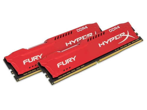 KINGSTON HyperX FURY DDR4 2x8GB 2933MHz HX429C17FR2K2/16