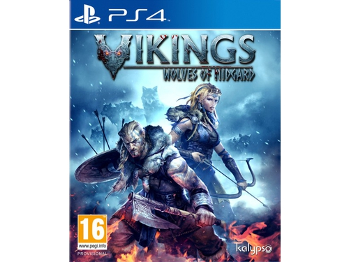 Gra PS4 Vikings Wolves of Midgard