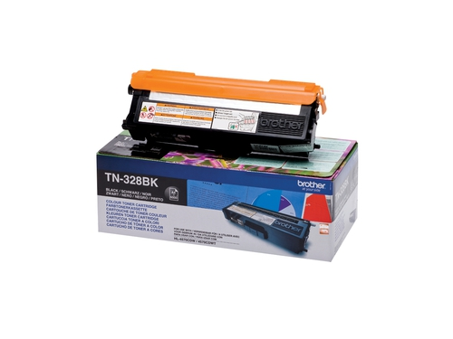 Toner Brother czarny TN328BK TN-328BK