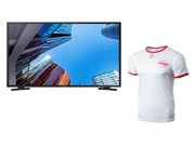 "TV 40"" LED Samsung UE40M5002 (200Hz,USB multi) +Koszulka - UE40M5002AKXXH"