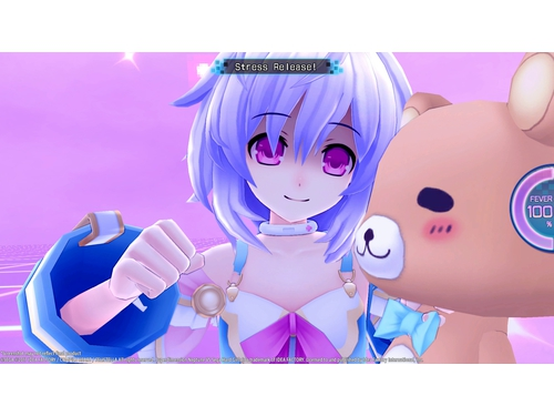 Superdimension Neptune VS Sega Hard Girls - K01249