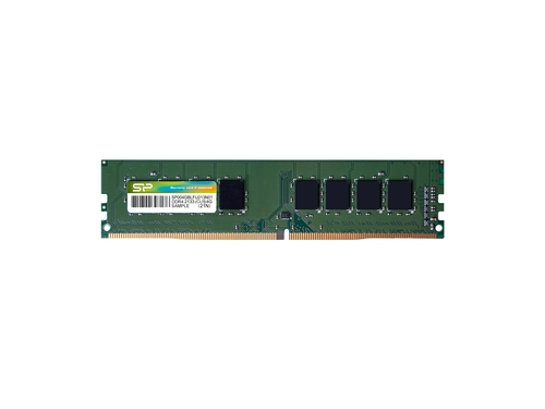 Silicon Power DDR4 8GB 2400MHz CL17 (1Gx8 SR) - SP008GBLFU240B02