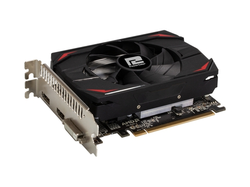 Karta graf. PowerColor Radeon RX 550 Red Dragon 4GB - AXRX 550 4GBD5-DH