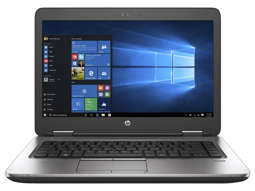 "Laptop HP 640 G3 Z2W27EA Core i3-7100U 14"" 4GB HDD 500GB Intel HD 620 Win10Pro"
