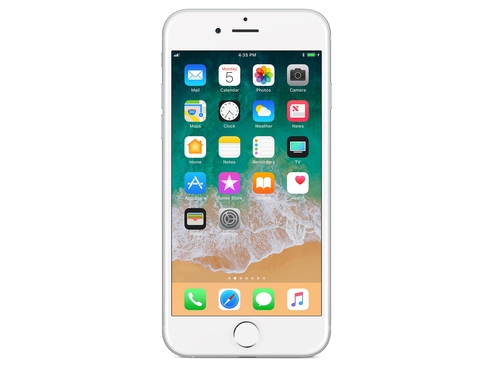 Smartfon Apple iPhone 6 64GB Silver RM-IP6-64/SR Bluetooth WiFi NFC GPS 3G LTE 64GB iOS 9 Remade/Odnowiony Space Gray