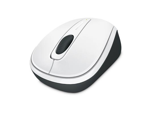 Mysz Microsoft Mobile Mouse 3500 White Gloss - GMF-00196