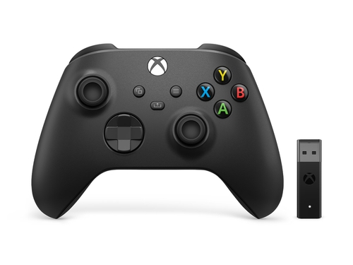 Gamepad Xbox Series + Adapter