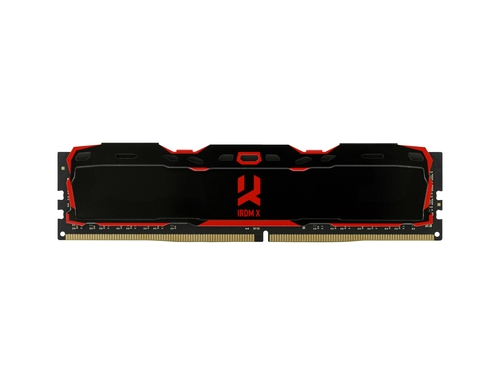GOODRAM DDR4 IRDMX 8GB 3000MHz CL16 BLACK - IR-X3000D464L16S/8G