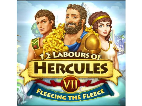 Gra wersja cyfrowa 12 Labours of Hercules VII: Fleecing the Fleece K01179