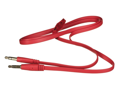 Kabel audio TRUST 1m red - 20177