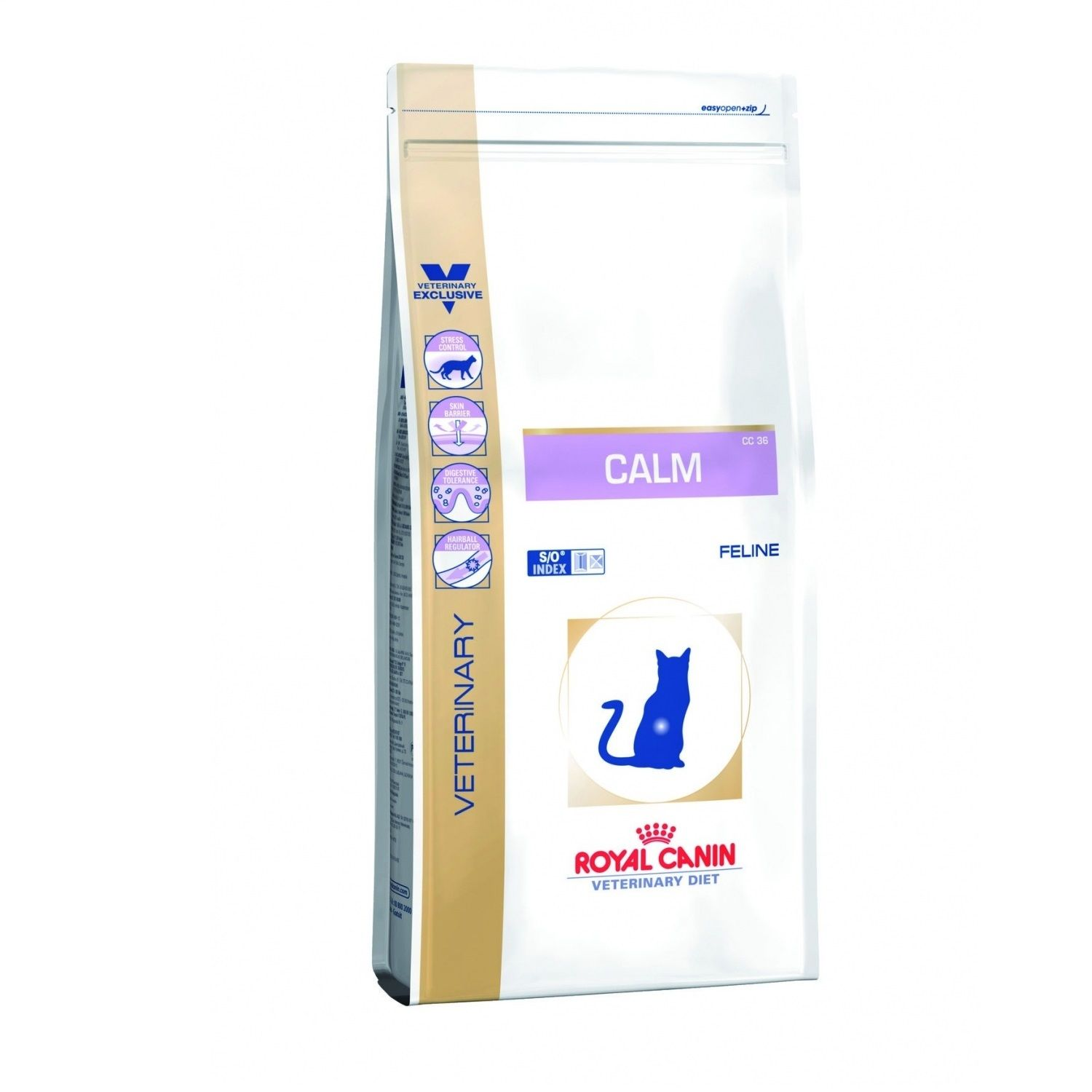#Karma Royal Canin Veterinary Diet Cat Food Calm 4kg