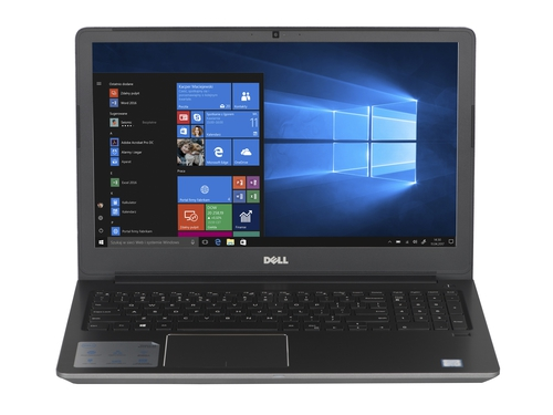 "Laptop Dell Vostro 5568 S021VN5568BTSPL_1805 Core i5-7200U 15,6"" 8GB SSD 256GB Intel HD 620 Win10Pro"