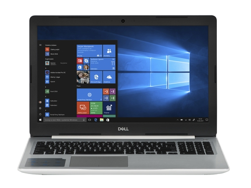 "Laptop Dell Inspiron 5570 5570-2951 Core i7-8550U 15,6"" 8GB SSD 128GB HDD 1TB Radeon 530 Intel® UHD Graphics 620 Win10"