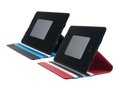 "TRUST Reverso Reversible Folio for 7-8"" tablets. - 19807"