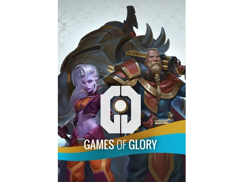 Games Of Glory - Guardians Pack - K00655