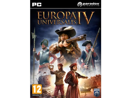 Gra PC Europa Universalis IV: Conquest Collection - wersja cyfrowa