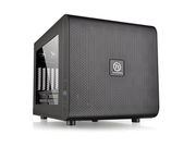 Obudowa Thermaltake Core V21 microATX Window Black - CA-1D5-00S1WN-00