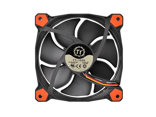Wentylator do obudowy Thermaltake Riing 14 LED Red (140mm, LNC, 1400 RPM) Retail/Box - CL-F039-PL14RE-A