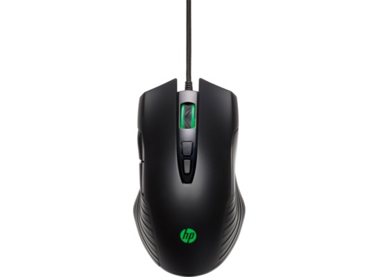 #HP Backlit Gaming Mouse 8DX48AA