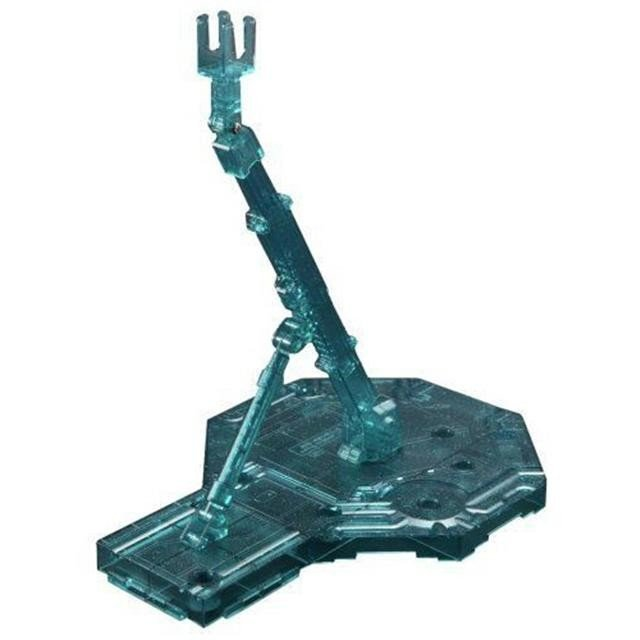 #ACTION BASE 1 SPARKLE CLEAR GREEN