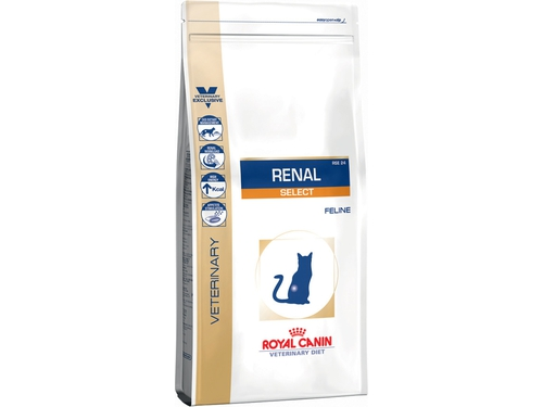 Royal Canin VD Cat Renal Select 4 kg - IMPORT-38892